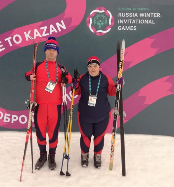 Пять спортсменов областных интернатов включены в состав сборной России на Всемирные зимние Игры Специальной Олимпиады в 2022 году